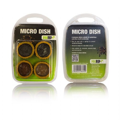 PR Micro Dish Pack (4 pack)